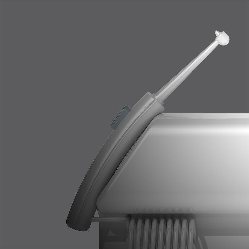 Cura parodontite e piorrea con idropulsore dentale