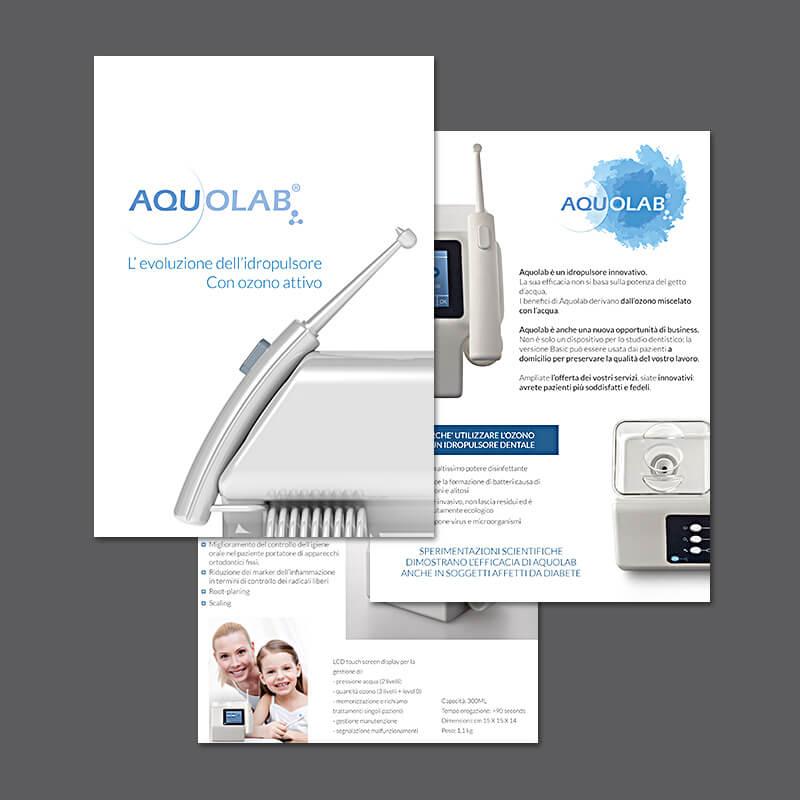 Guida Idropulsore professionale - Aquolab - Parodontite cura
